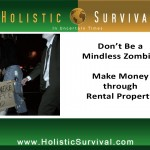 Investing in the Zombie Apocalypse