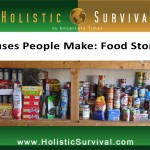 Excuses People Make: Food Storage