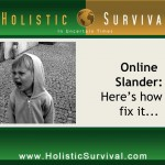 Slandered Online? Here's What to Do