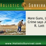 Understanding Crime and Gun Control Laws