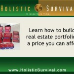 Financial Survival at a Closeout Price