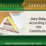 Role of Jurors - by the Constitution