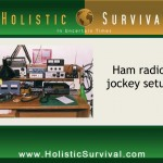 Survival Communication via Ham Radio