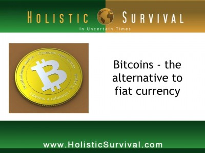 Bitcoins - The Proletariat's Answer to Fiat Currency