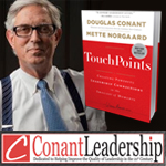 "HS 180 – ""Touch Points"" with Doug Conant"
