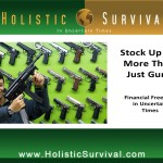 Stock Up On More Than Just Guns
