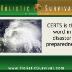 CERTS - The Next Level in Disaster Preparedness