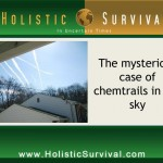 What's the Difference Between Contrails and Chemtrails?