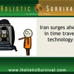 Iranian Inventor Creates Working Time Machine