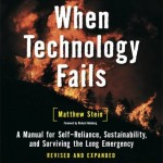 "Author Matthew Stein ""When Technology Fails"