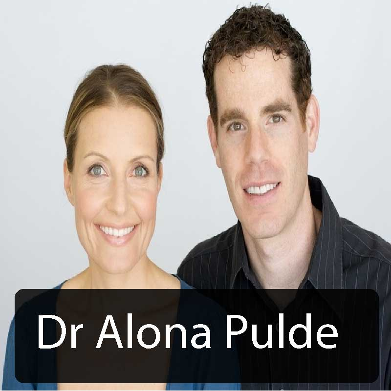 Dr Alona Pulde, author of Keep It Simple, Keep it Whole