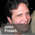 John Potash, author of Drugs as Weapons Against Us