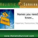 Survive the Credit Reporting Wars